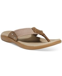 Dockers Men's Sundale Sandals Men's Shoes Taupe Chocolate