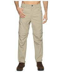 Royal Robbins Alpine Road Convertible Pants Khaki Men's Casual Pants