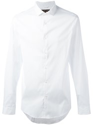 Michael Michael Kors Long Sleeve Shirt White