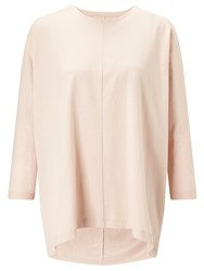 John Lewis Kin By Oversized Long Sleeve T Shirt Pink