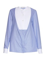 Stella Mccartney Etta Contrast Panel Shirt