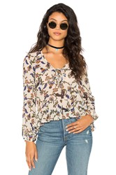 Lucca Couture Kylie Top Ivory