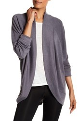Threads For Thought Sienna Tie Dye Cardigan Gray