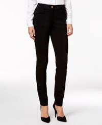 Styleandco. Style Co. Petite Utility Pocket Skinny Pants Only At Macy's Deep Black