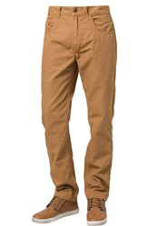 Dickies Alamo Trousers Brown Duck Light Brown