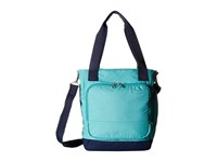 Pacsafe Citysafe Ls250 Anti Theft Touring Tote Lagoon Tote Handbags Blue
