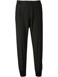 Atm Elasticated Trousers Black