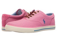 Polo Ralph Lauren Vaughn Maui Pink Men's Lace Up Casual Shoes