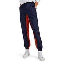 Ambush Colorblocked Tech Taffeta Track Pants Navy
