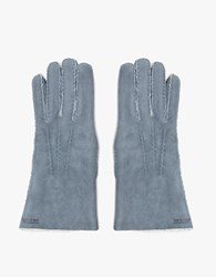 Hestra Ladies Sheepskin Glove Grey