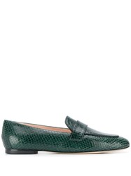 Stuart Weitzman Payson Loafers Green
