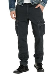 Denim And Supply Ralph Lauren Slim Fit Cargo Chinos Army Black