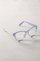 Anthropologie Trudy Reading Glasses Purple