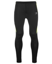 Karrimor Running Tights From Eastern Mountain Sports Black Fluo Yell