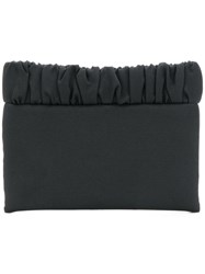 No Ka' Oi Waterproof Zipped Pouch Black