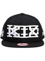 Ktz New Era Cap Black