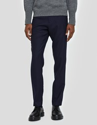 Norse Projects Thomas Wool Pant Navy