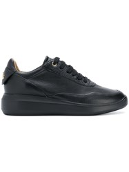 Geox Classic Lace Up Sneakers Black