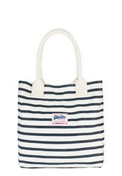 Superdry Kendall Large Beach Tote Bag White