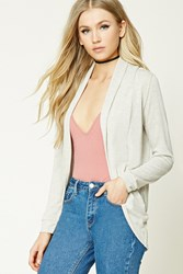 Forever 21 Cocoon Shawl Collar Cardigan