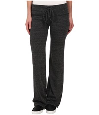 Alternative Apparel Eco Heather Long Pant Eco Black Women's Casual Pants