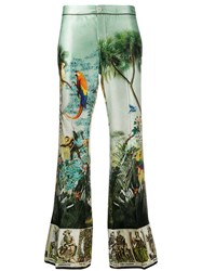 F.R.S For Restless Sleepers Silk Embroidered Trousers 60