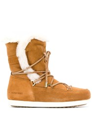 Moon Boot Shearling Snow Boots 60