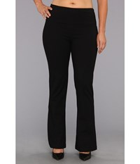 Lysse Plus Size Bootcut Legging 12290 Black Women's Casual Pants