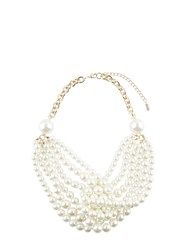 Hobbs Abby Pearl Necklace Yellow