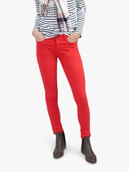 Joules Monroe Skinny Stretch Jeans Chilli Pepper
