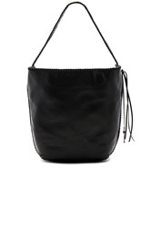 Mackage Luky Hobo Bag Black