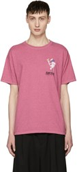 Adaptation Pink Adapt Or Die Skater Vintage T Shirt