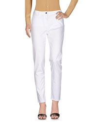 Baroni Casual Pants White