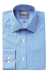 Men's Bonobos Slim Fit Wrinkle Free Check Dress Shirt