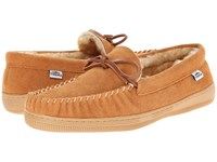 Tundra Boots Westford Tan Men's Slip On Shoes