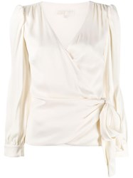 Michael Kors Collection Tie Waist Blouse 60