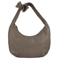 John Lewis Effie Shoulder Bag Grey