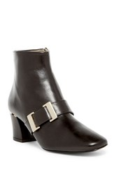 Delman Chill Bootie Brown