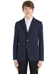 Barena Vento Masin Cotton Blend Poplin Jacket