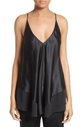 Alexander Wang Women's T By Silk Charmeuse Camisole