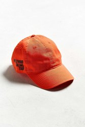 Post Malone Hollywood Dreams Tour Hat Orange
