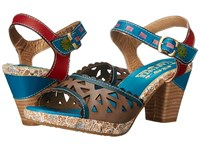 Spring Step Acela Turquoise Women's Shoes Blue