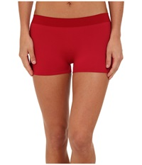 Jockey Modern Micro Boyshort Hot Party Pink Women's Underwear Red