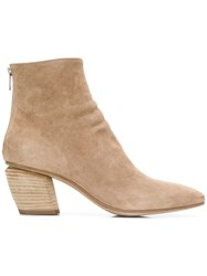 Officine Creative Severine Ankle Boots Neutrals