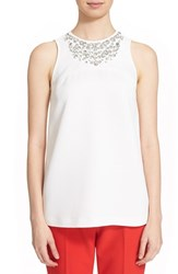 Women's Kate Spade New York Embellished Sleeveless Top