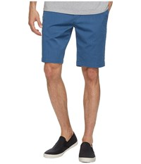 Rvca The Week End Stretch Shorts Lapis Heather Purple