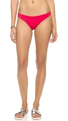 Peixoto Bella Bikini Bottoms Cherry Red
