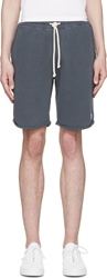 Closed Blue Jersey Lounge Shorts