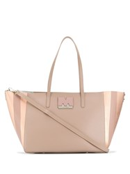Marc Ellis Open Top Tote Pink