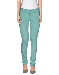Notify Jeans Notify Trousers Casual Trousers Women Light Green